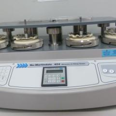 Для определения истиранию и пиллинг сопротивление всех видов текстильных структур (Arbassionπlling tester)